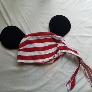 Disney Pirate Mickey Mouse Ears